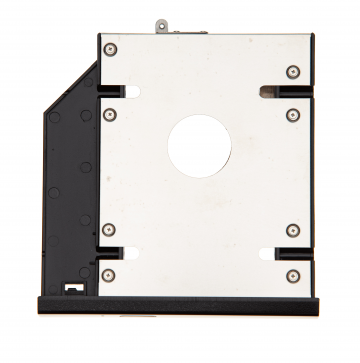 Dell Inspiron 3000 Series Custom 2nd HDD SSD Optical Caddy Adapter Includes Ribbon and Bezel, Screwdriver and all Required Screws. Plug and Play, Installs in 15 Minutes Dell Inspiron Models 3467, 3468, 3478, 3562, 3567, 3568, 3576, 3578