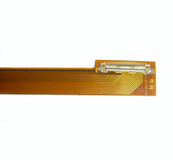"""LCD LED 10"""" - 15.6"""" Screen 30 pin right to Left converter/Extender cable 160 mm"""