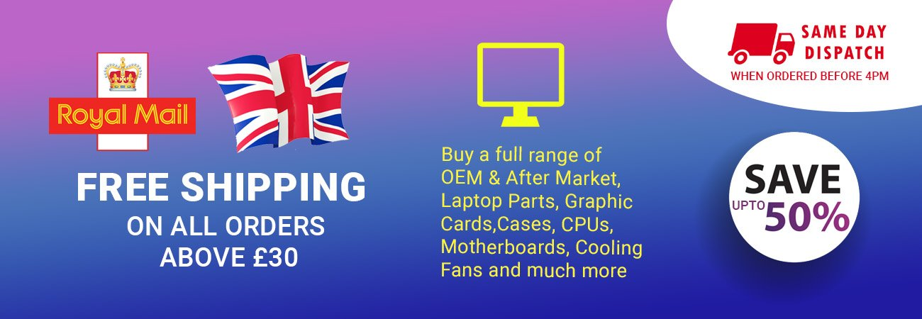 Parts and Peripherals Sale in UK