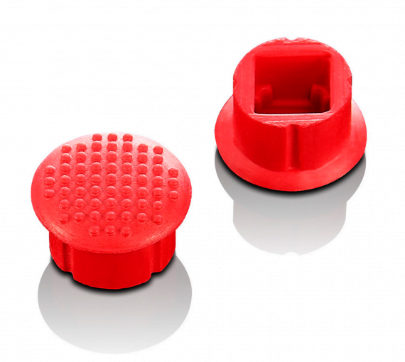 Lenovo Thinkpad Red Soft Dome Track Point Caps 4 mm Post
