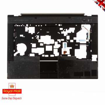New DELL Latitude E6410 Palmrest and Touchpad with Electrics & Ribbons Included Sub Assemblies Power Button Board Induction Charger Coil Touchpad Sensor & Ribbons Speakers HYDHP | 0HYDHP