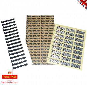 Lenovo 3 x Logo Sticker Kit for ThinkPad T430 T430i T440 T450