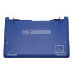 HP 15-BS 15-BW 250 255 G6 Blue Bottom Base Cover without DVD Bay 924912-001