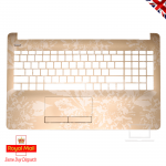 HP Gold Decorated Palmrest AP204000651. ✅ FREE UK Shipping ✅ Quality Assured ✅ UK Stocks ✅ Same Day Dispatch Compatible Models: 15-BS Series 15-BW Series 250 G6 Series 255 G6 Series
