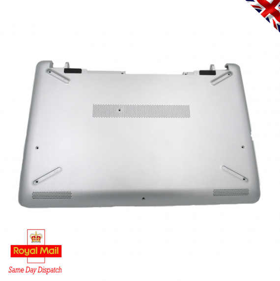 New HP 15-BS 15-BW 250 255 G6 Silver Bottom Base Cover No DVD Bay 924909-001